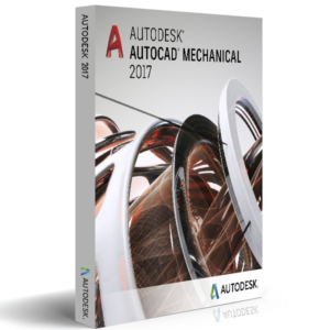 AutoCAD Mechanical 2017 - Licencia Para 3 Años 206J1WW1751T362