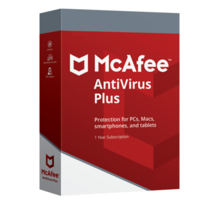 Mcafee Antivirus Plus 2018 Dispositivos Ilimitados Por 1 Año 6144926