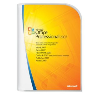Microsoft Office Professional Plus 2007 -  269-11094 Licencia RETAIL  1 Pc