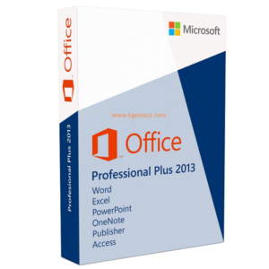 Microsoft Office Standard 2013 Para 1 Pc Licencia Retail - MFR # 021-10257