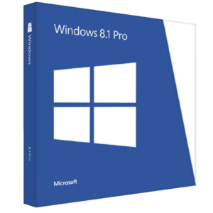 Windows 8.1 Professional Licencia RETAIL 1 Pc -  FQC-06913