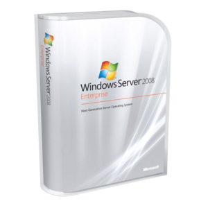Windows Server 2008 Enterprise MFR # P72-03988  Licencia RETAIL 1 PC