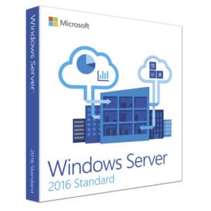 Windows Server 2016 Standard - Licencia RETAIL 1 Pc ESD